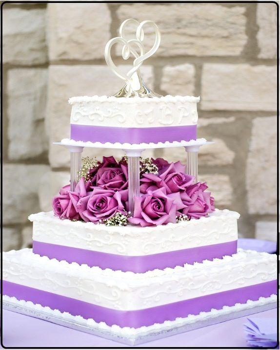 de Gâteaux De Mariage À La Lavande sur Pinterest  Gâteaux de ...