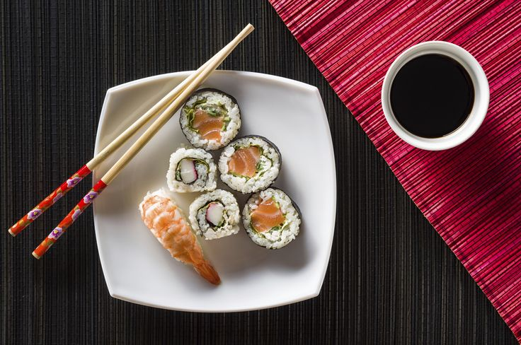 Sushi, noodles, and spring rolls: Best Asian food near Glen Mills