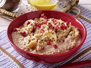 Gesundes Frühstück - der Fit-Start in den Tag!