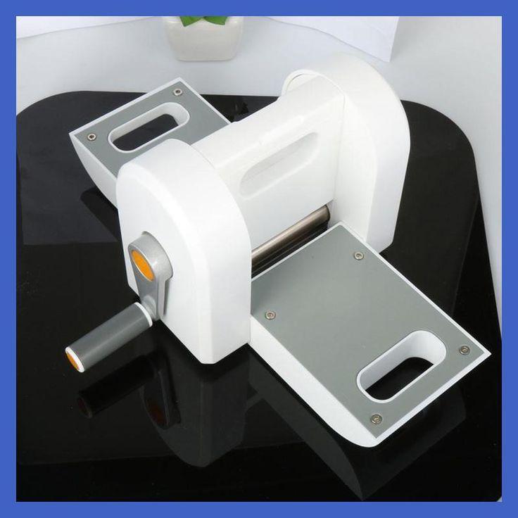 DIY Scrapbooking Die Cutting Machine Embossing Steel Machine Scrapbooking Cutter Die Cut Paper Cutter Die-Cut Machine #20