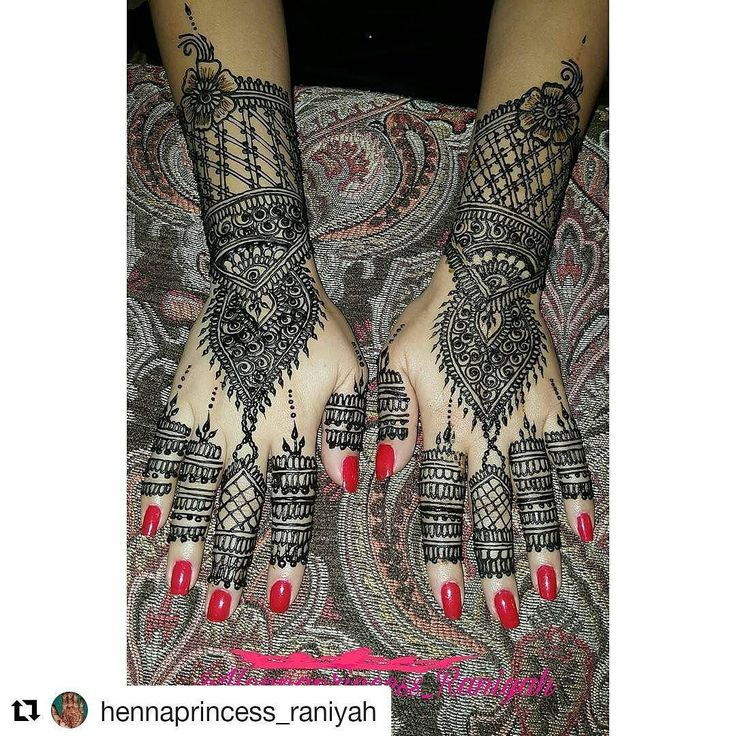 #follow@hennafamily #hennafamily #Repost @hennaprincess_raniyah  Bride's choice of design inspired by hennabydivya  ______________________________________________ #bridalhenna #bridalmehndi #hennaartist #hennapro #hennalovers #hennaadict #inspiredhennadesign #nj #njhennaartist #njhenna #njnails #nj #2016 #fall #like4like #hennaonfleek  @hennagram #Hennaprincess_Raniyah #jagua #jaguahenna #jaguatattoo #jaguastain #jaghenna #jaguaartist #muslim #njblackbusiness