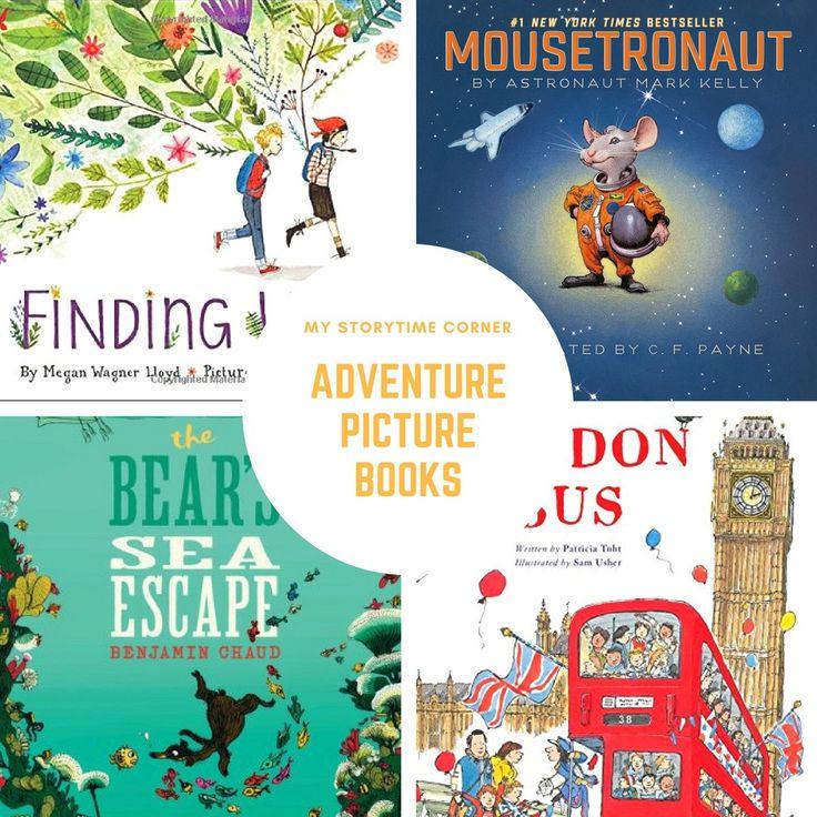 Best Children's Books about Adventure