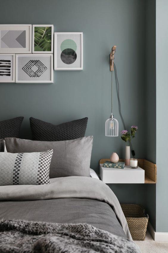 32 besten Farbkonzepte, die Ihr Zuhause optisch vergrößern! Bilder - unter 100 wohnideen