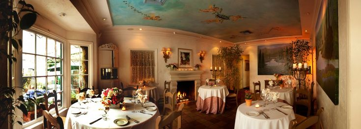 Il Cielo Restaurant - Beverly Hills