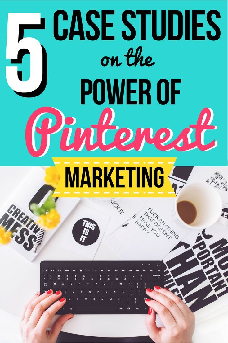 pinterest b2b case studies B2b marketers are cranking out case studies at a fast clip according to a 2017 comprehensive survey by the content marketing institute and marketingprofs, 73% of b2b marketers are writing and publishing case studies today.
