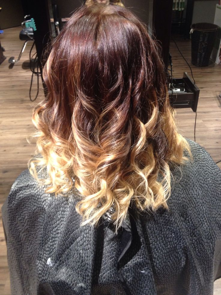 Ombré done by Carly!