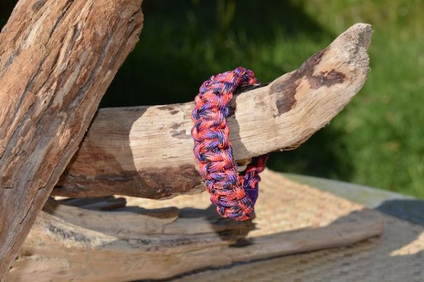 Pink Snake #paracord