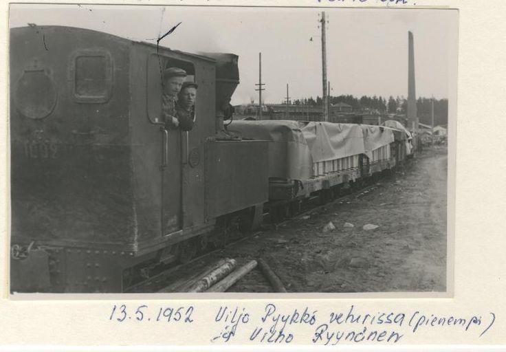 Enso-Gutzeit Oy, Pankakosken tehtaat, #junat #veturit #tavarajunat #train #locomotive #höyryveturit