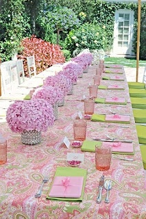 Bridal Luncheons Are Made For Fun