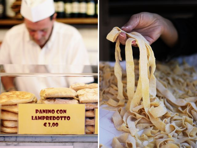 Food, glorious food - that's what Italy is all about. You'll find plenty of amazing restaurants, but why not also seek out some of these 25 foodie finds many of which are tucked away off the beaten track.