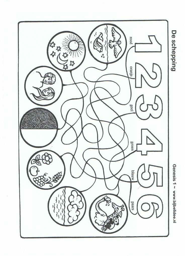 61 best Genesis: Creation for Kids images on Pinterest
