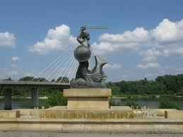 Syrenka - symbol Warszawy: Warszawi Poland, Symbols Warszawi