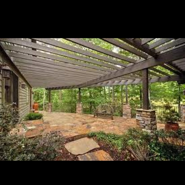 Covered Outdoor Living Ideas