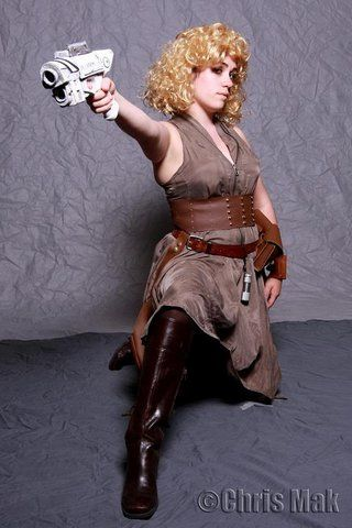 River Song Costume...where exactly can I find this?