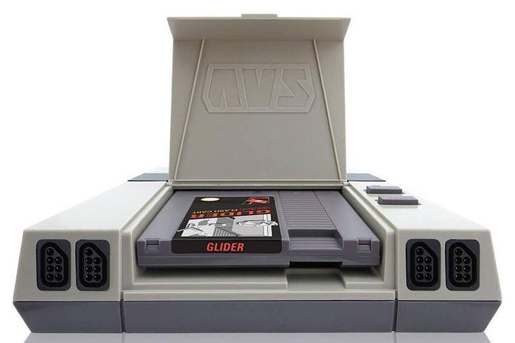 RetroUSB Announce 'AVS' Nintendo NES HDMI Ready Clone Console Due For Summer Release   RetroCollect