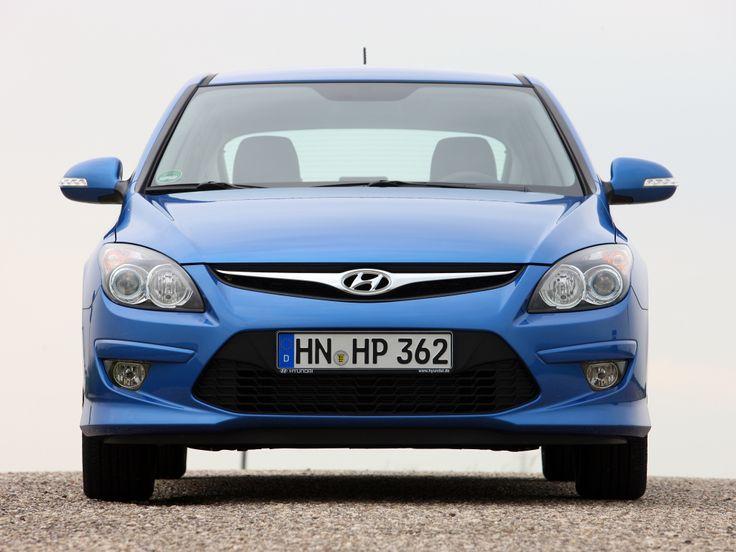 Hyundai i30 Blue Drive (FD) '2010 Hyundai, Hyundai motor