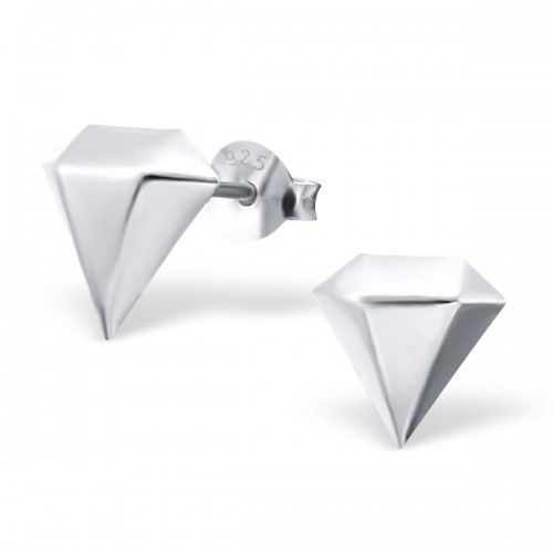 Schöne Damen-Ohrstecker  925 Sterling Silber Top Qualität