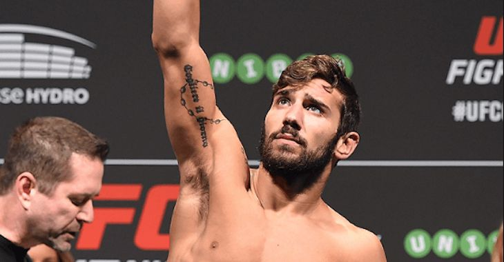 Jimmie Rivera vs. Bryan Caraway Planned for UFC Fight Night Phoenix