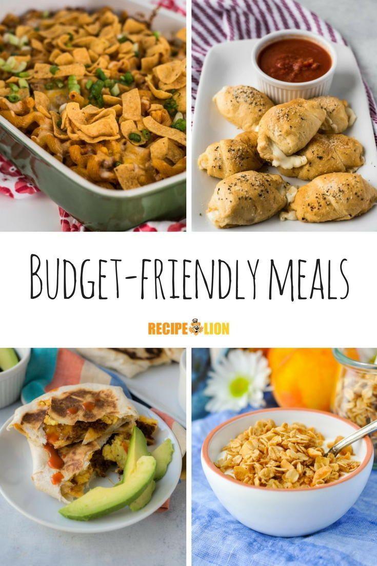 42 Poor Man Meals Meals Budget Friendly Recipes Recipes