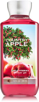 Country Apple Shower Gel - Signature Collection - Bath & Body Works