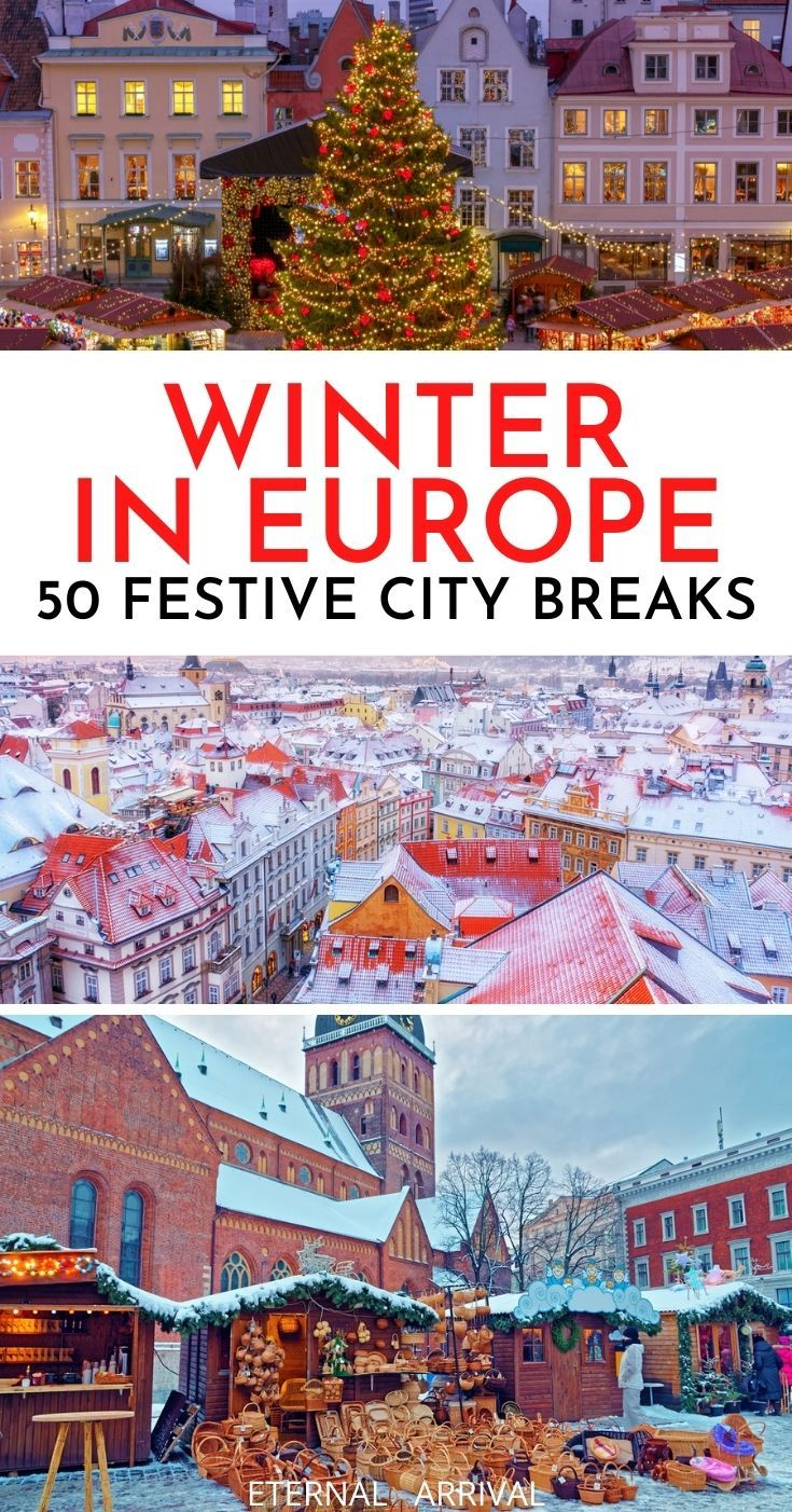 50 Best Destinations In Europe In Winter In 2020 Winter Travel Destinations Europe Vacation Planning Winter Travel Usa