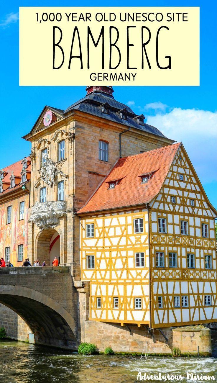 Más de 25 ideas increíbles sobre Bamberg en Pinterest ...