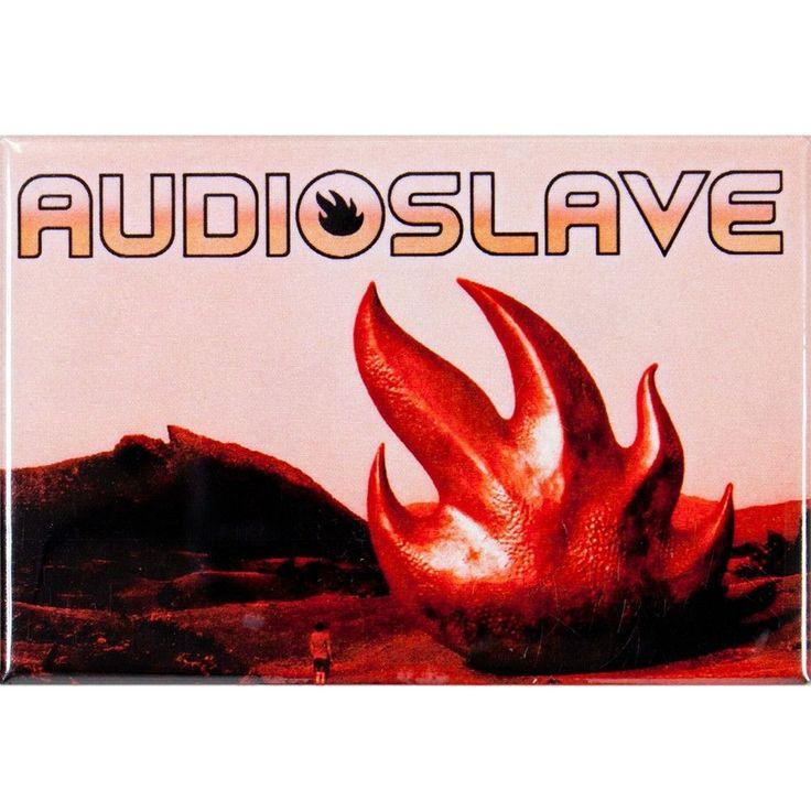 Audioslave - Album Cover Magnet