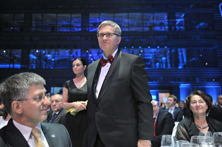 Romuald Gierszal, Optiguard. EY Entrepreneur Of The Year 2013 Poland