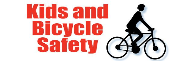 kids and bicycle safety from National Highway Traffic Safety Administration