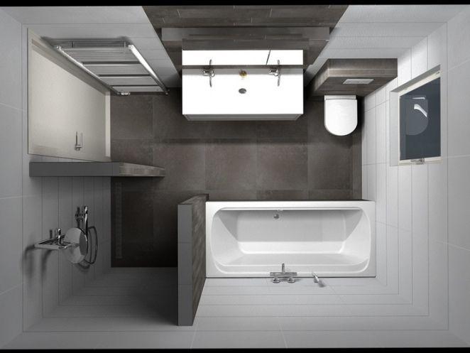 25+ beste ideeën over Kleine badkamers op Pinterest - Kleine ...