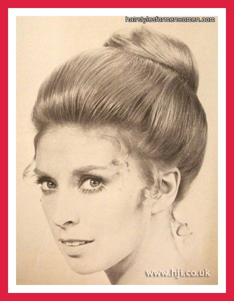 hair styles 1960 99 best 1960 s hairstyles images on hair cut 7393