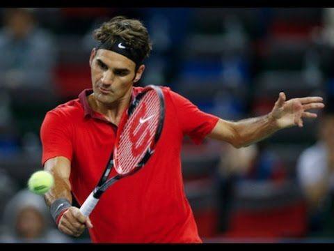 Résumé vidéo Federer Benneteau (Shanghai 2014) - http://www.actusports.fr/120919/resume-video-federer-benneteau-shanghai-2014/
