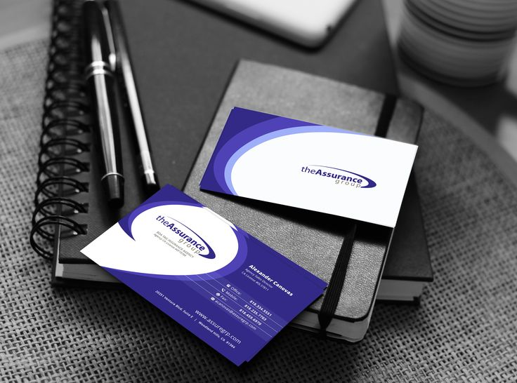 The Assurance Group - US  #Business Card #Design