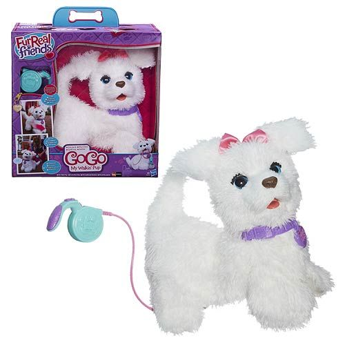 """FurReal Friends """"Get Up & GoGo, My Walkin' Pup Pet"""" Toy"""