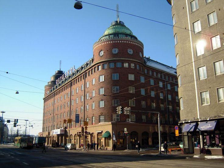 Arena House, Lars Sonck