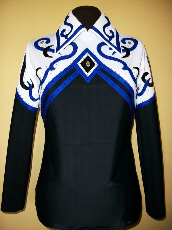 Custom Made Western Horse Show Clothes For Women Or Girls