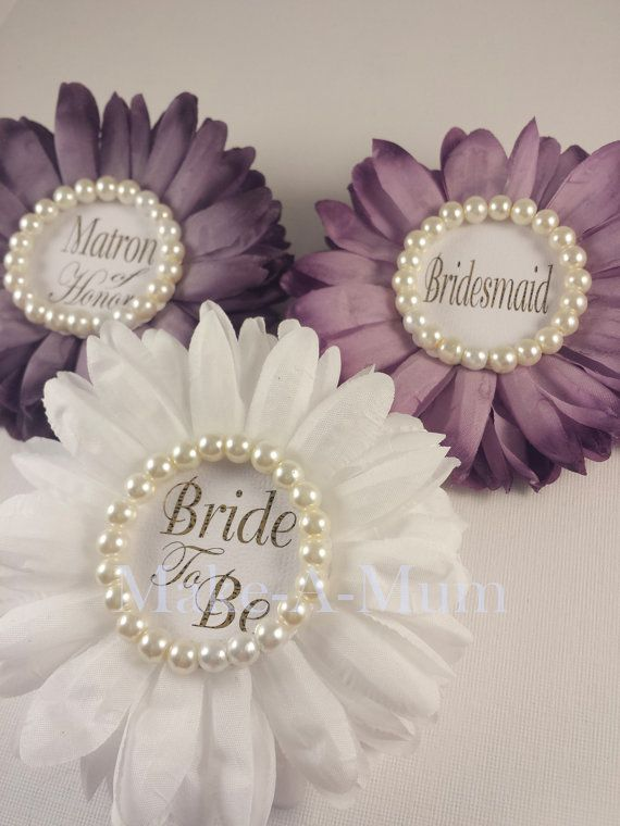 explore bridal shower corsages