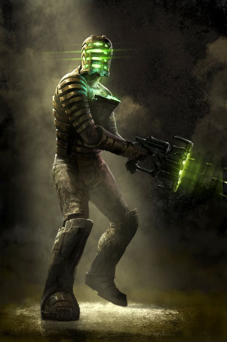 Dead Space by ~Farkwhad on deviantART.