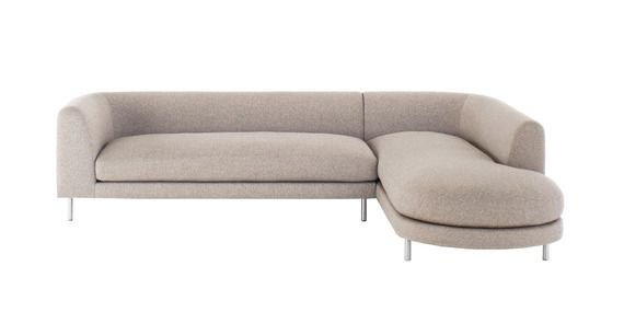 Turbo sectional large dering hall furniture for Albany st germain sectional sofa chaise