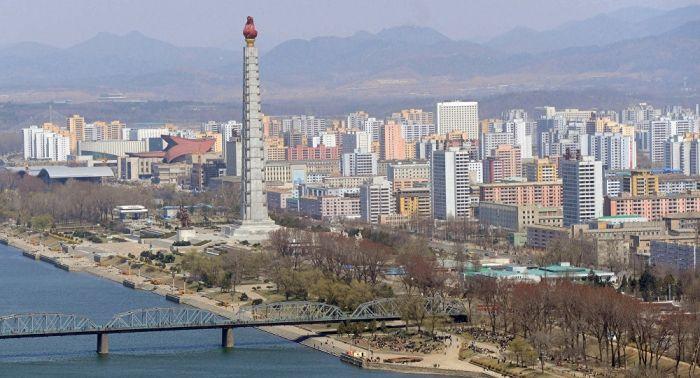 Japão EUA e Coreia do Sul decidem aumentar pressão sobre a Coreia do Norte