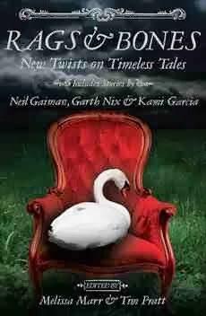Bookshelf Butterfly: Rags & Bones edited by Melissa Marr & Tim Pratt