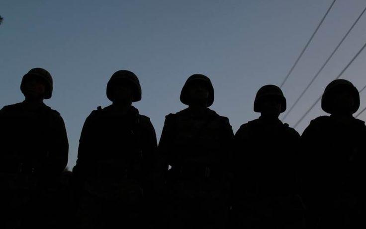 """Quebrar el """"código de silencio"""" con tortura: el crudo relato de un militar mexicano"""