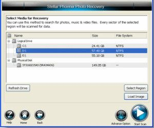 SD Card picture recovery has become possible with Photo Recovery Software in very less time without any loss