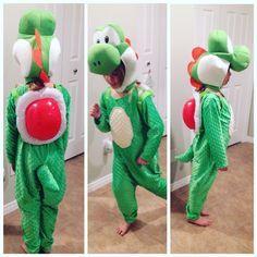 Image result for diy yoshi costume