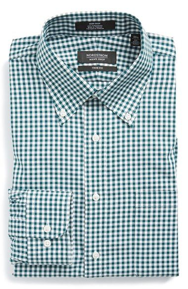 Trim Fit Nordstrom brand dress shirts - 16 neck, 34/35 sleeves - if you can find some from Nordstrom Rack