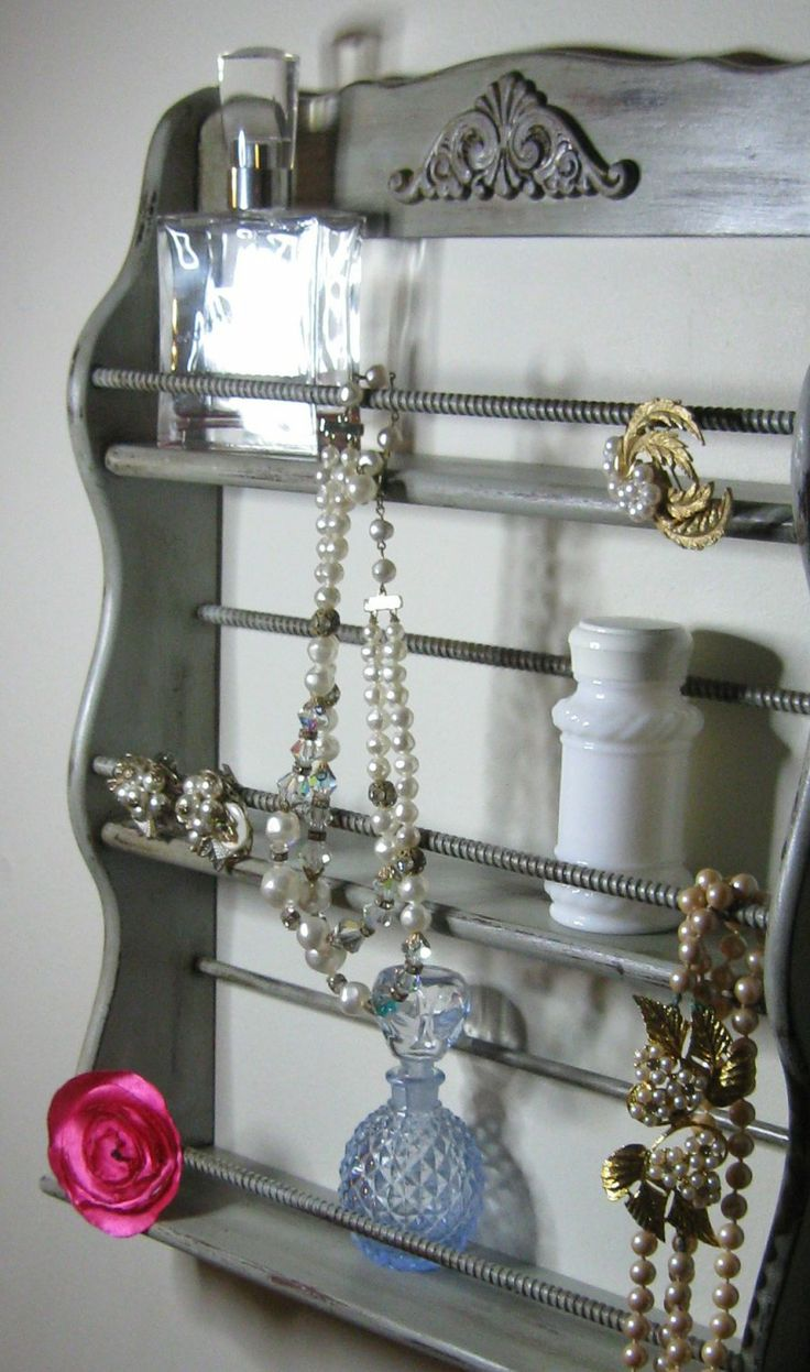 Spice Rack Re-upCrafts Projects, Spices Racks, Junk Jewels, Spice Racks, Racks Re Up, Accessories Storage