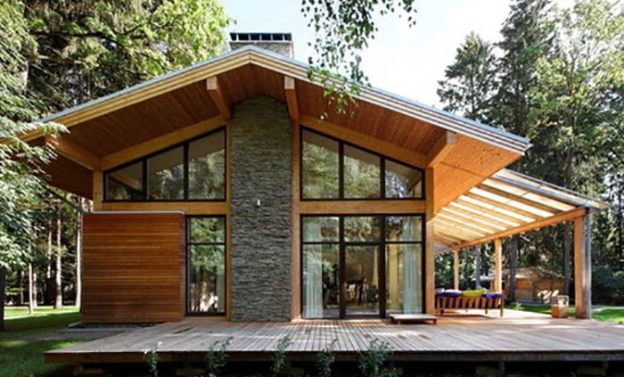 Roof Overhang What Is Best Ideas Rumah Kebun Arsitektur