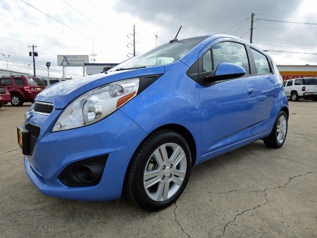 Just a Spark! Is All it Takes to Fall in Love with This Cute Little 2013 #Chevrolet #Spark LT 37 MPG Hatchback with Auto, PW/PL, Bluetooth, New Tires & a Clean CARFAX for Just $6,480! -- http://hertelautogroup.com/2013-Chevrolet-Spark/Used-Hatchback/FortWorth-TX/9071609/Details.aspx  #chevyspark #chevroletspark #fiat500 #scioniq #cutecar #funcar