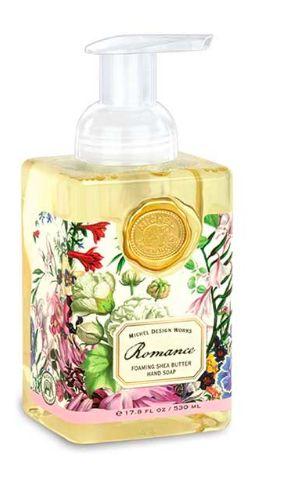 Romance Foaming Soap Michel Design Works