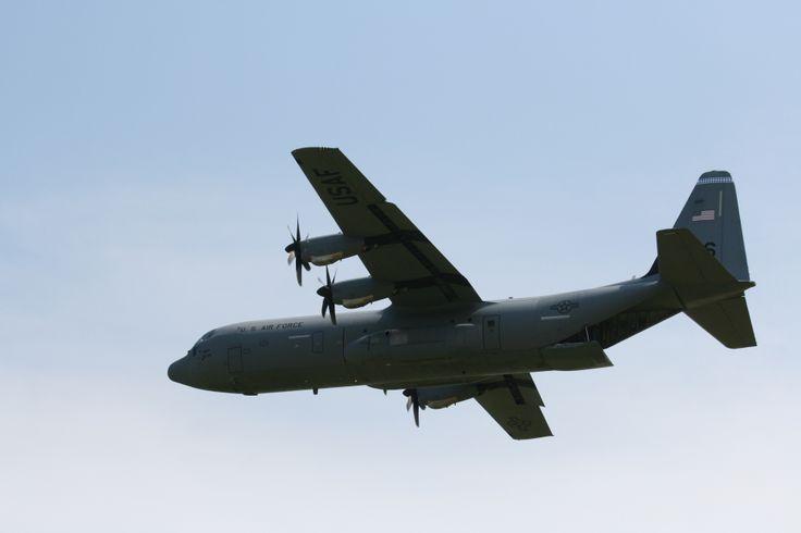 Hercules van de Amerikaanse Luchtmacht